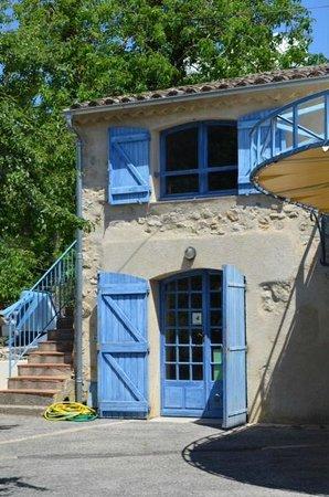 Azur Wine Tours : Olive farm