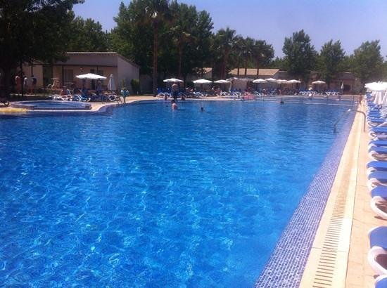 Valentin Playa de Muro: piscina