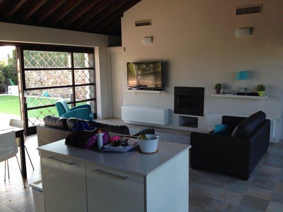 Peraleja Golf Villas : Lounge