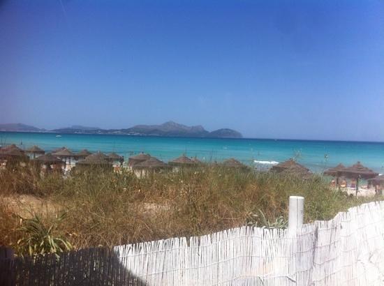 Valentin Playa de Muro: playa de muro a 5 min