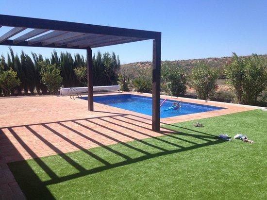 Peraleja Golf Villas : Sun's out