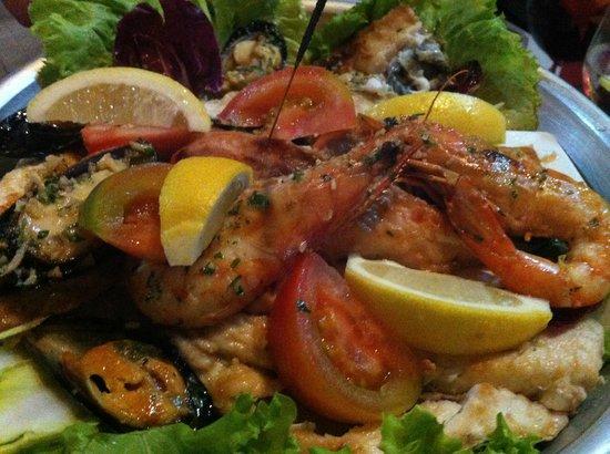Carlos: Ассорти морепродуктов