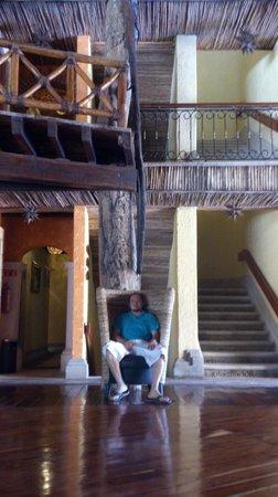 Eurostars Hacienda Vista Real: Lobby