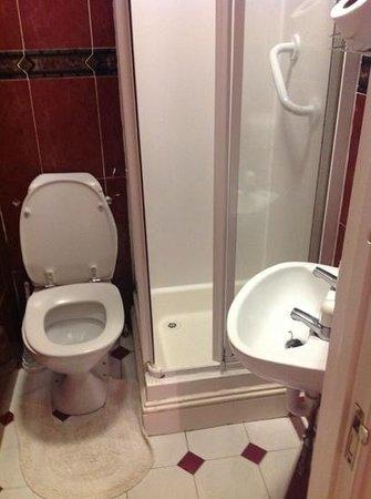 Griffith House: de badkamer