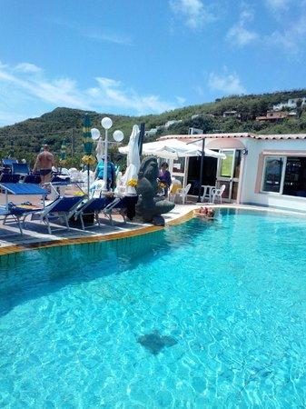 Hotel Castiglione : piscina