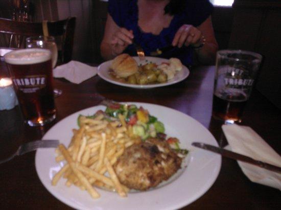 The Duke of Wellington: great food taste superb