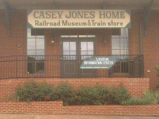 Casey Jones Village: Casey Jones Museum