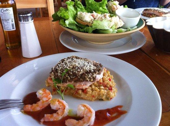 Noi Indigo Patagonia: Almuerzo en Indigo