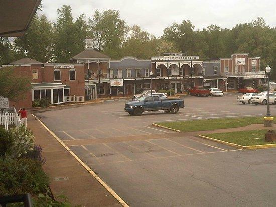 Casey Jones Village: Old Town Storefront