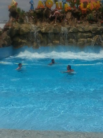 Hotel Diar Lemdina : water park great for kids