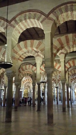 Cathédrale de Cordoue : Bethalle