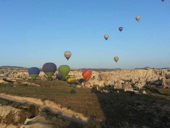 Kaletour Tourism/ Day Tours: Cappadocia Turkey