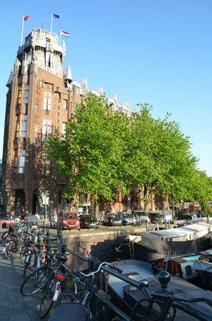 Grand Hotel Amrath Amsterdam: vista