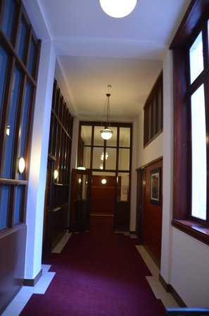 Grand Hotel Amrath Amsterdam: corredores