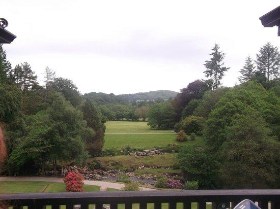 Gidleigh Park Restaurant: The View
