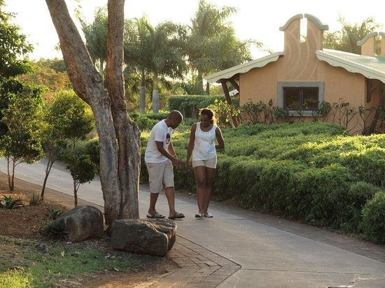 Club Med La Plantation d'Albion : The photographers at this hotel got some really great shots of me and my wife. We had an awesome