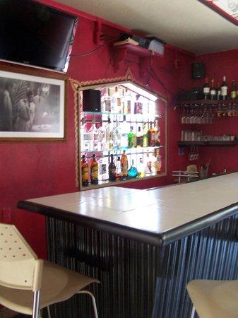 Hotel Casa Blanca: Bar