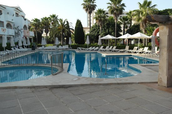Hipotels Mediterraneo Club : 3e piscine top !!
