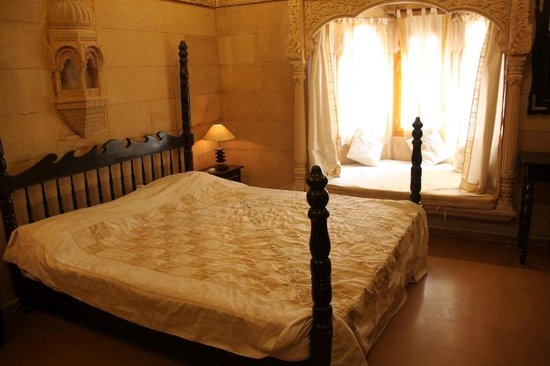 Hotel Pleasant Haveli: our room
