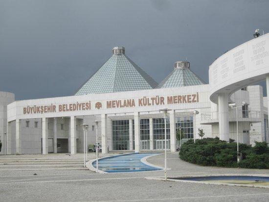 Konya Dervish Otel: Mevlana Cultural Center