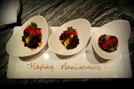 Trump International Hotel & Tower Toronto: Anniversary