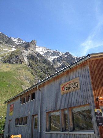 Restaurant Berghaus Baregg: Top of the World