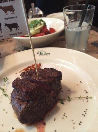 Bison Steak House: Филе Стейк.��
