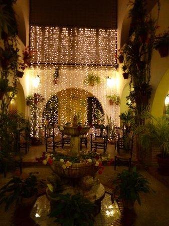 Hotel Villa Flamenca: lobby