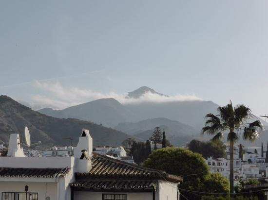 Hotel Villa Flamenca: balcony view