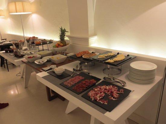 Hotel Palacio de Villapanes: Breakfast resturant