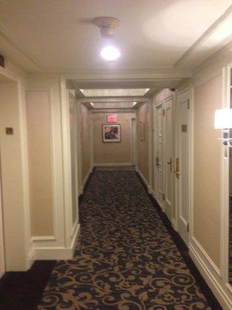 Warwick New York: Hallway