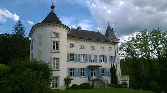 Domaine Du Cholet : Le château