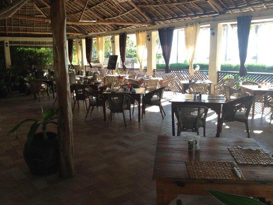 Cristal Resort: Restaurant