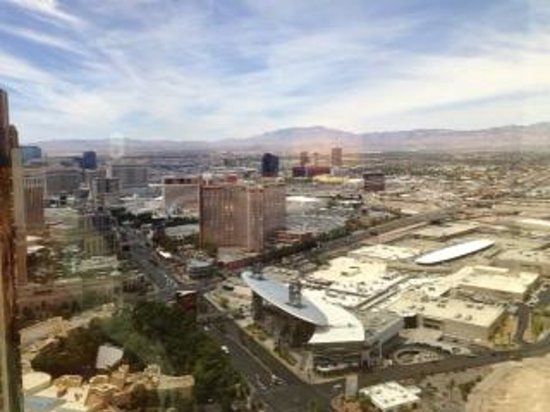Encore At Wynn  Las Vegas: View from room 6226 - 62nd floor