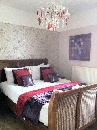 Ty Rosa B&B: Cardiff Castell room