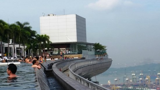 Marina Bay Sands: infinita