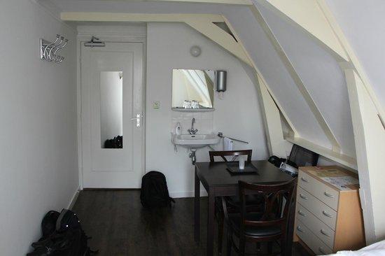 Prinsenhof: Our room