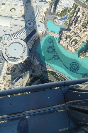 Burj Khalifa: desde el top