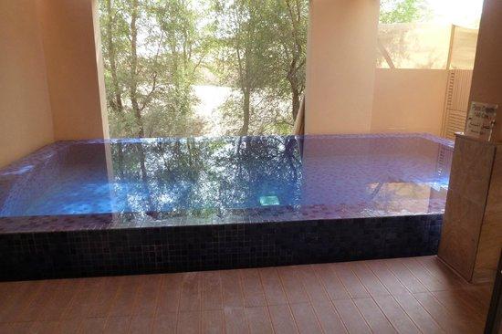 Banyan Tree Al Wadi: piscina