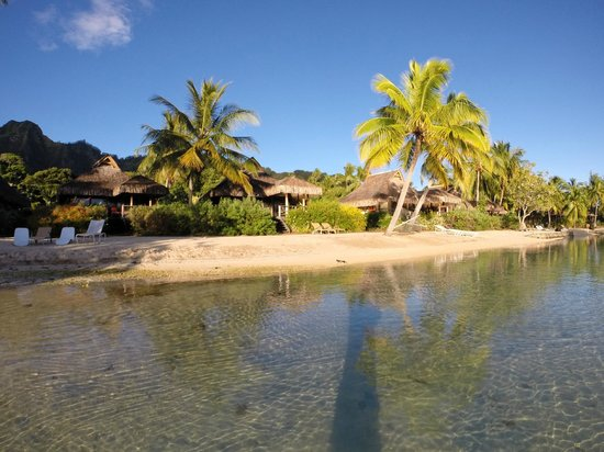 InterContinental Moorea Resort & Spa : Beach Bungalow