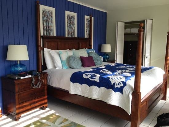 Big Island Retreat: gorgeous room with ocean view (and super snorkling @2 minutes walk!