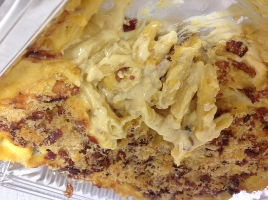 Deep South Smokehouse and Grill: 5 * Mac & cheese... Fridays & Saturdays only
