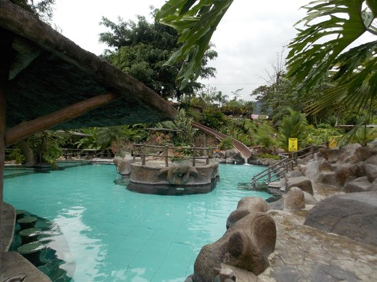 Los Lagos Hotel Spa & Resort: Loved this hot pool!