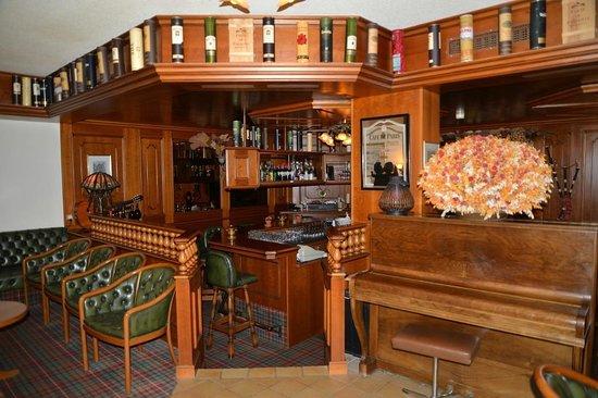 Hotel Antares: Stilvolle Bareinrichtung