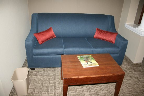 Comfort Inn & Suites North Conway : Seating area