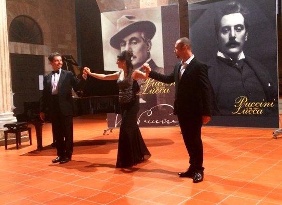 Puccini e la sua Lucca International Permanent Festival: End of the Puccini and Mozart Evening