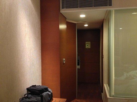 Piccadily Hotel: Room Corridor