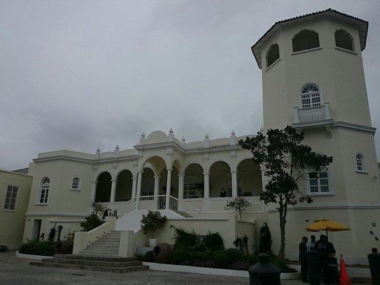 Casa Hacienda Moreyra Restaurante: Casa Moreyra