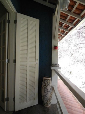Villa della Vita : Acesso as suites Sabedoria e Intuição