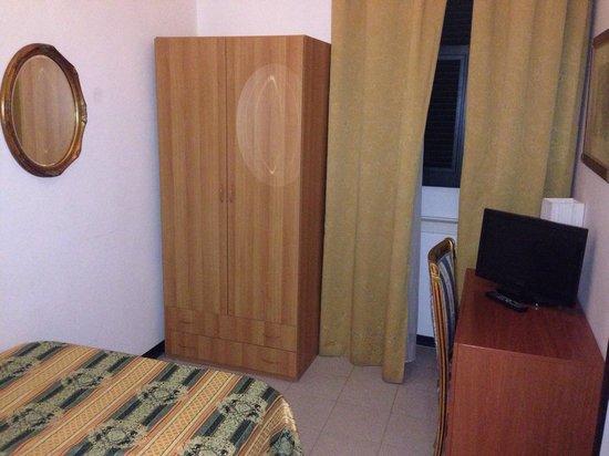 Hotel Villa Luisa : Camera 1: singola